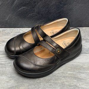 Finn Comfort Mary Jane Comfort Shoe 7 US 4.5 UK